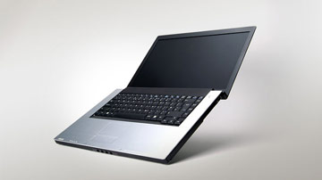 W1 Carbon Fiber Notebook