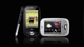 P552W PDA Phone