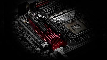 ROG Rampage III Black Edition