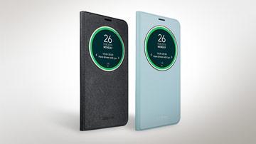Zenfone2 View flip cover Deluxe