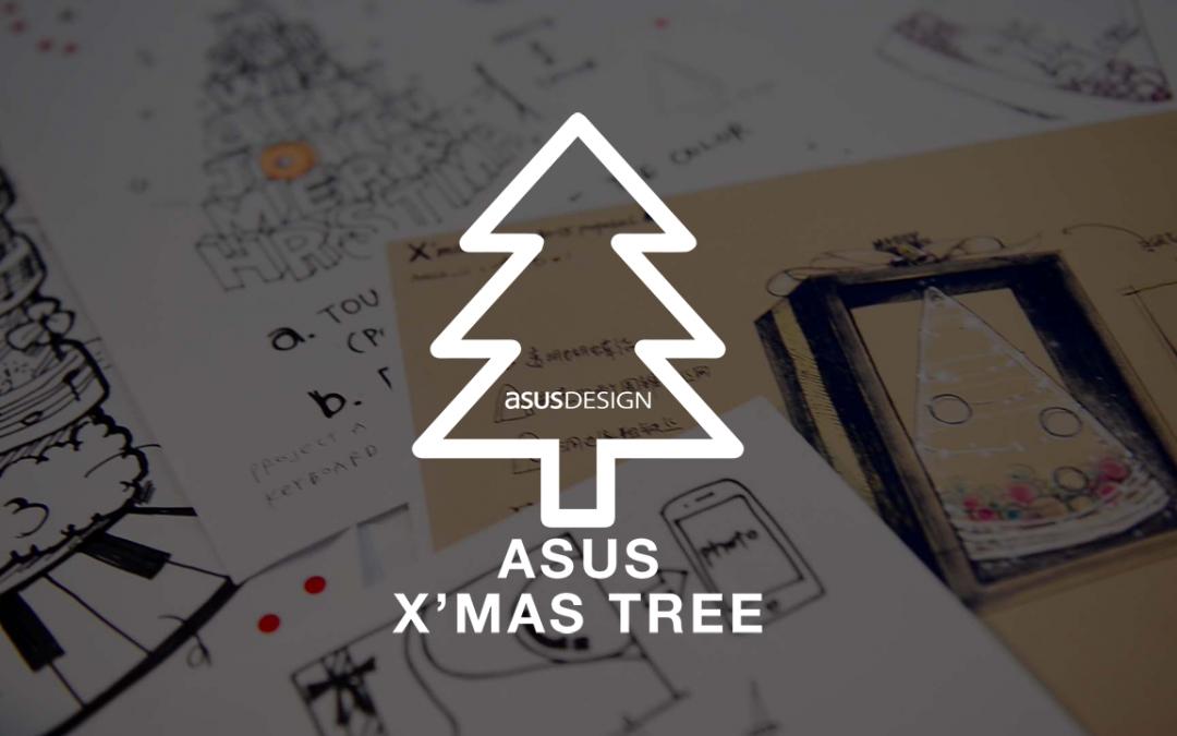ASUS Xmas Tree