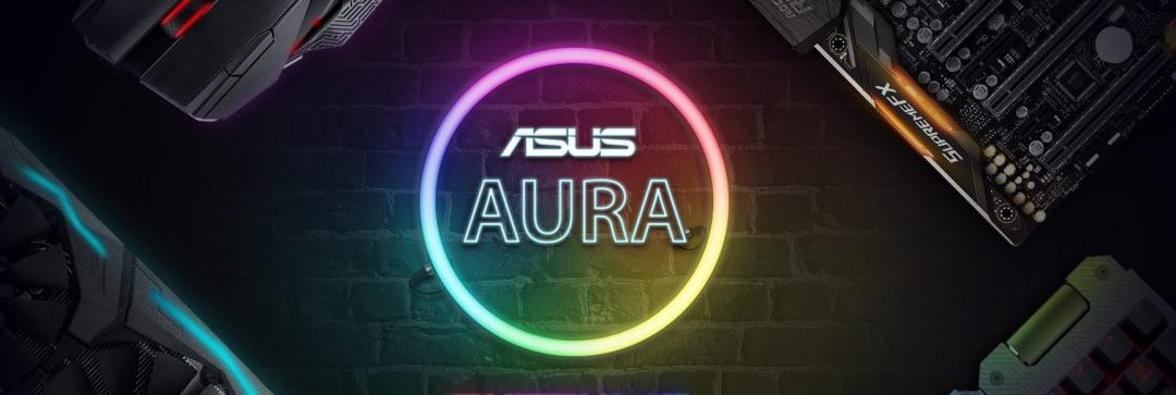 技術研發力 / The illuminating world of ROG AURA SYNC