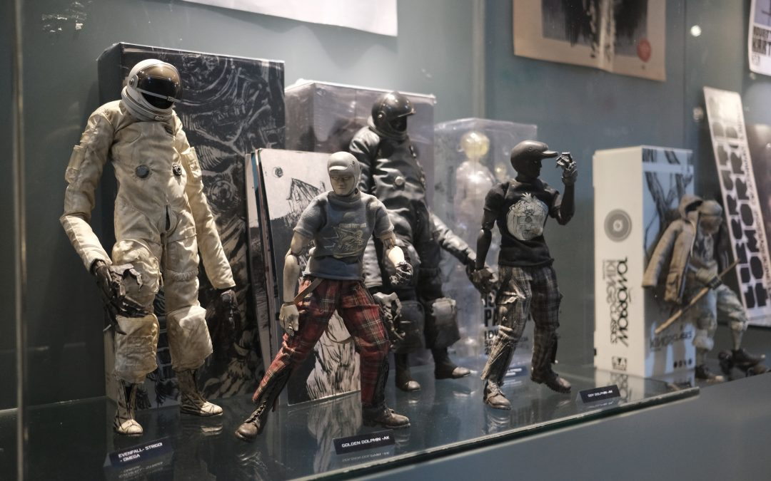 """舊""與""美""的極致交會! – 《threeA collection exhibition》"