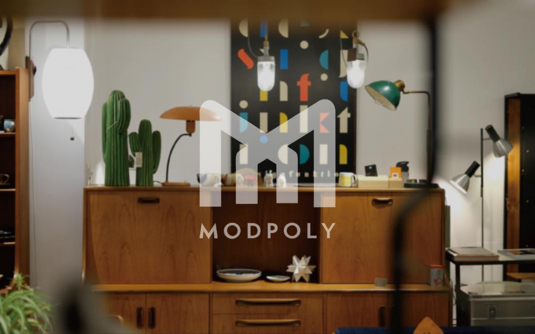 居所美學提案 – MODPOLY 摩登波麗