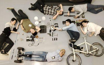 解構 產品 語意 – 原型開發工作坊