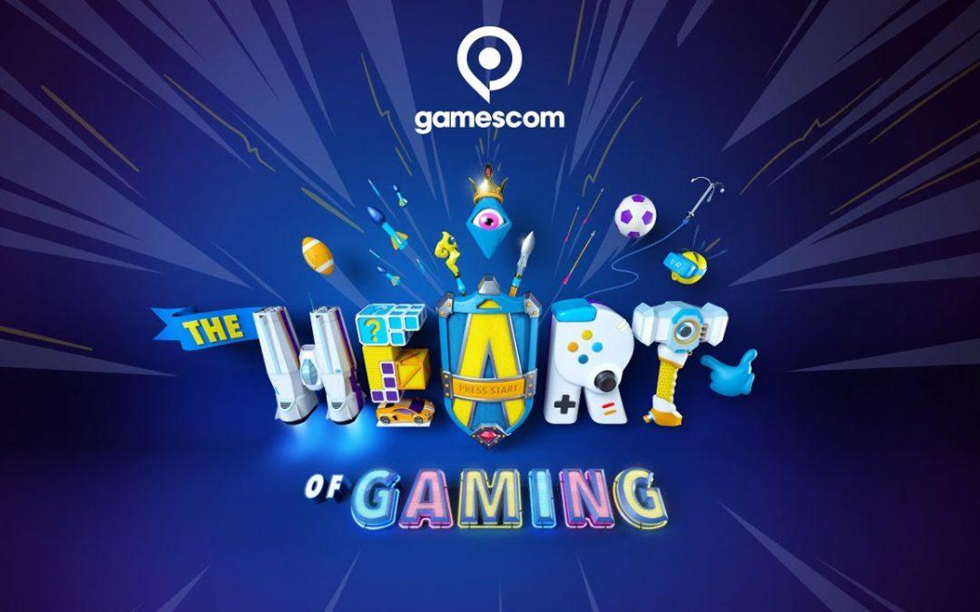 遊戲盛世-GERMANY COLOGNE 2018 GAMESCOM