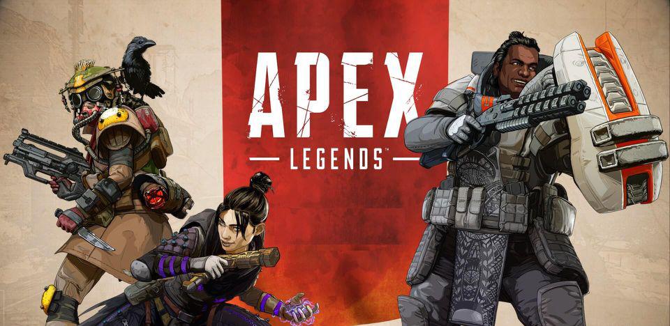 遊戲趨勢/ 一切的開始-新大逃殺黑馬APEX LEGENDS!