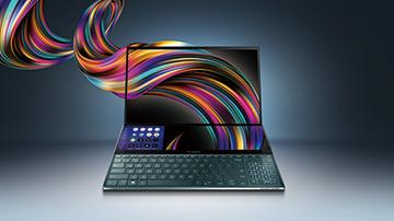 Zenbook Pro Due UX581/UX481