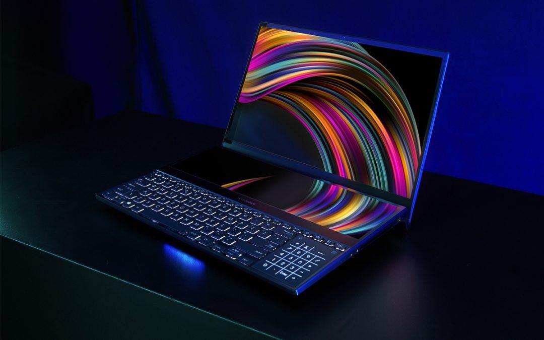 雙螢幕新時代來臨 ─ ZenBook Pro Duo