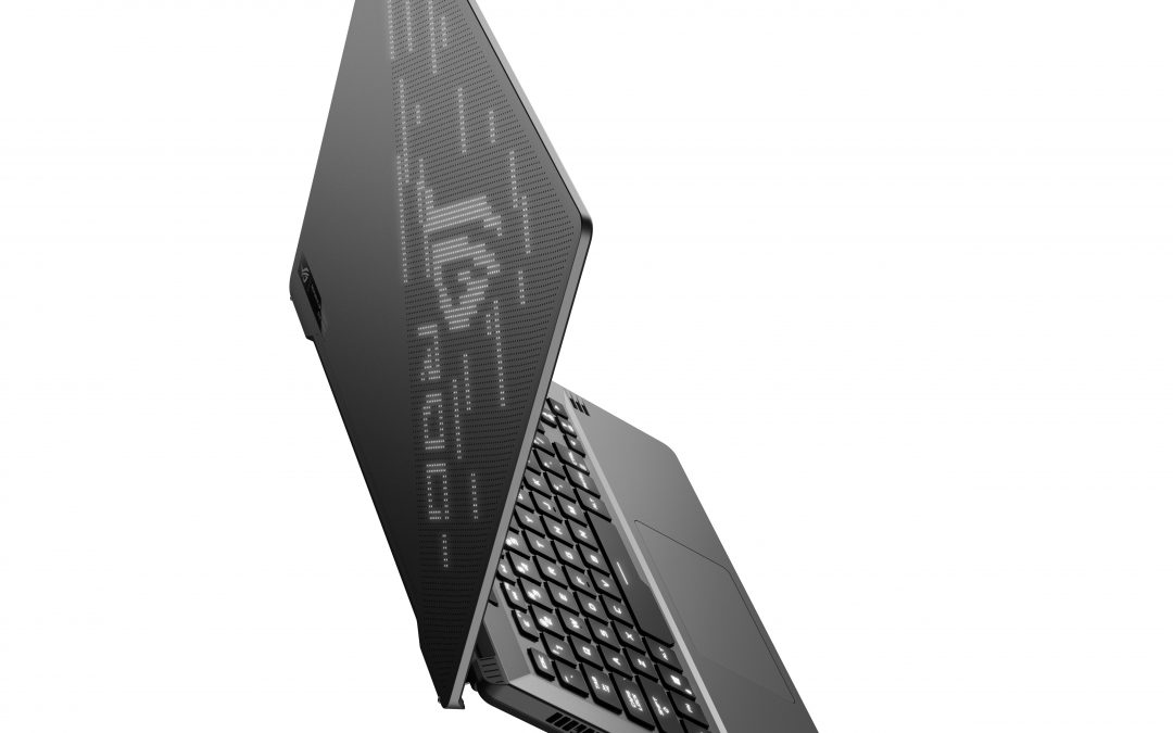 Lighthing Dot on ROG Zephyrus G14