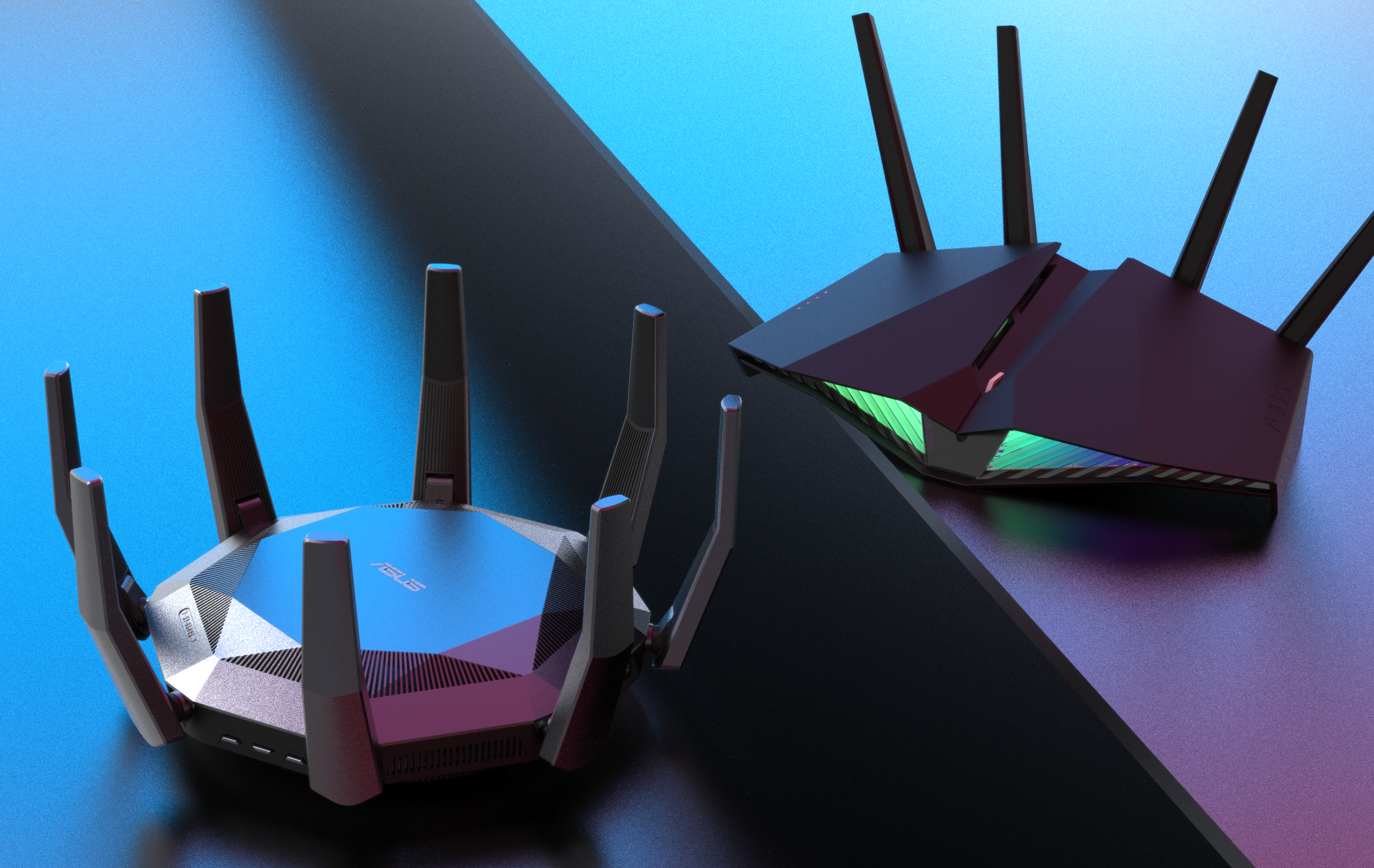ASUS Router2