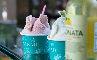 安平享冰 – NINAO Gelato 經典冰淇淋