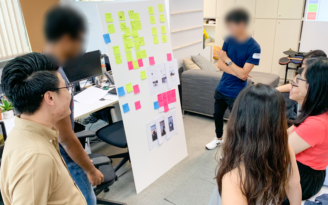 """Standing on the side of the people you're designing for"": Facilitating Successful Design Thinking Workshops"