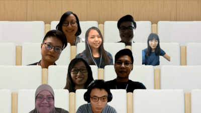 Separated but Together: Four Ways on Building a Cohesive Remote Team