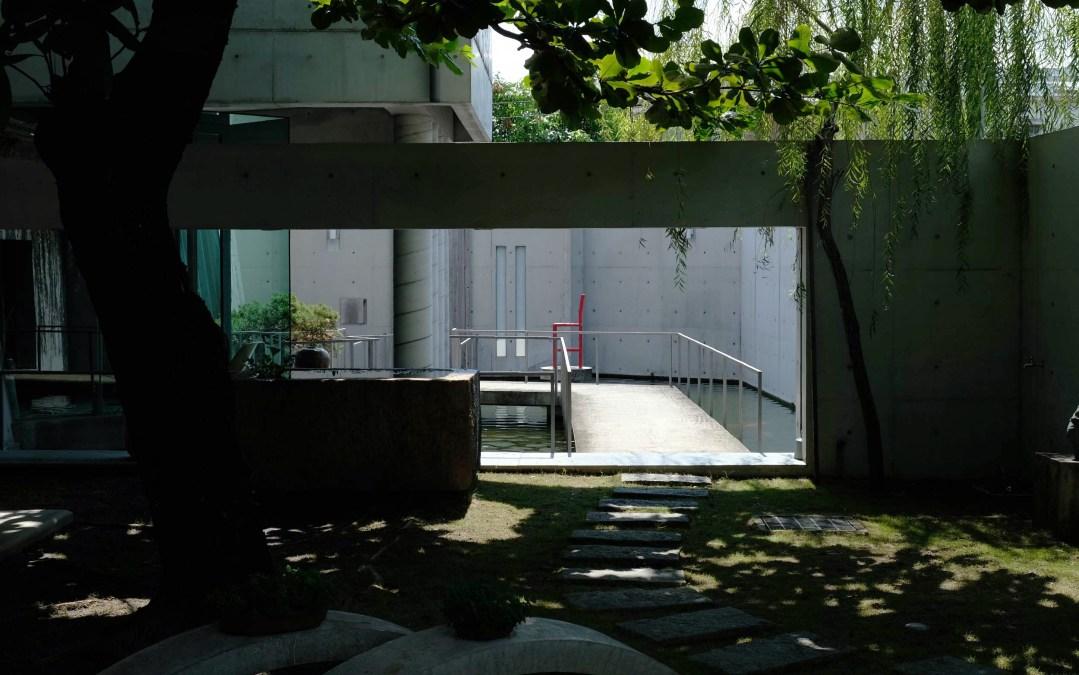 漁光島上的清水模建築 – 毛屋