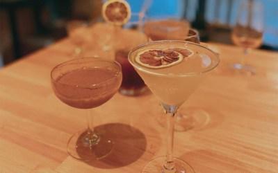 午後微醺-冬季的溫暖調酒體驗