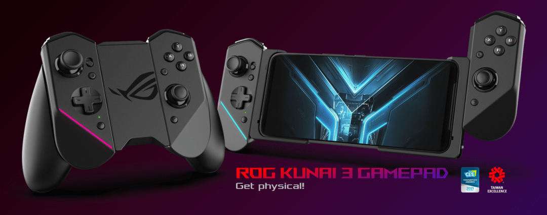 ROG Kunai 3 Gamepad – Triumph Is In Your Hands (Part I)