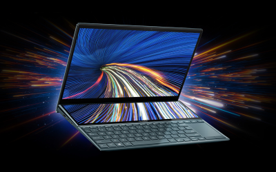 Refreshing the Laptop of the Future: The ZenBook Duo UX482 Design Story