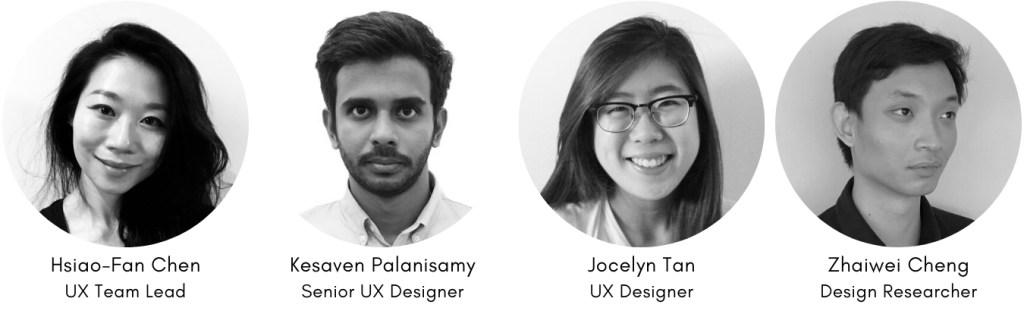 ASUS Design Centre Singapore Team