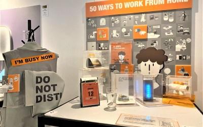 《五十個在家工作的可能》適應居家工作的點子庫