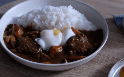居家料理特輯 – 香濃牛肉咖喱 / Super Rich Beef Curry